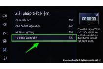 Những tuyệt chiêu giúp tiết kiệm điện khi dùng tivi
