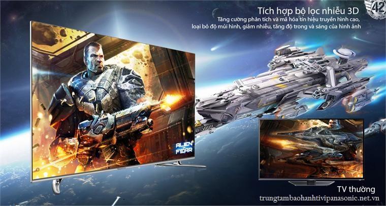 Bộ lọc nhiễu 3D Tivi Panasonic
