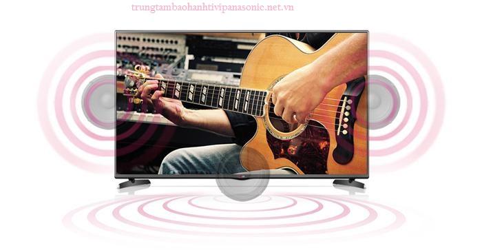 Công nghệ âm thanh V-audio tivi Panasonic