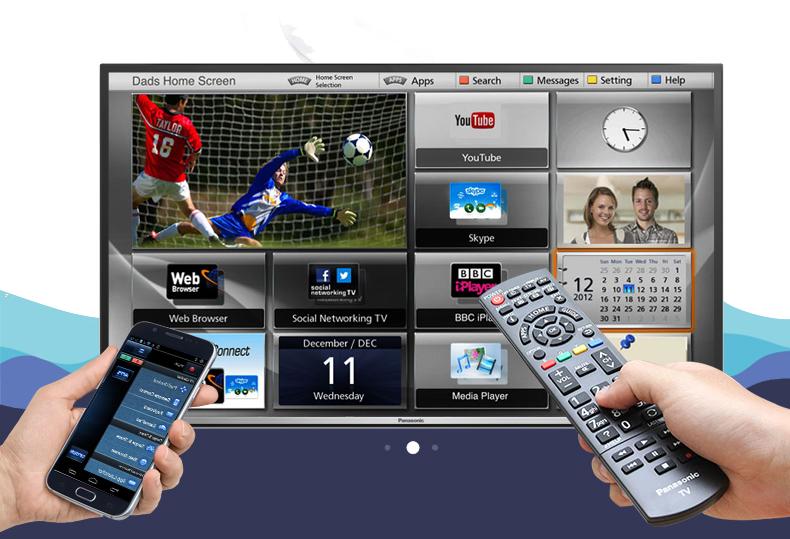 app dazn su smart tv panasonic